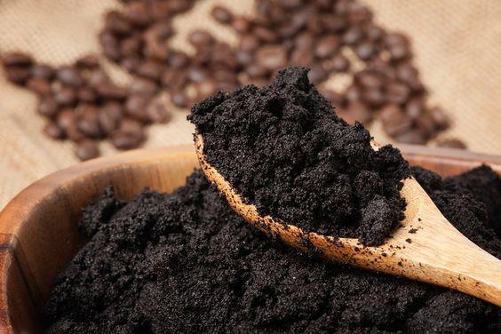 Resultado de imagem para borra de café