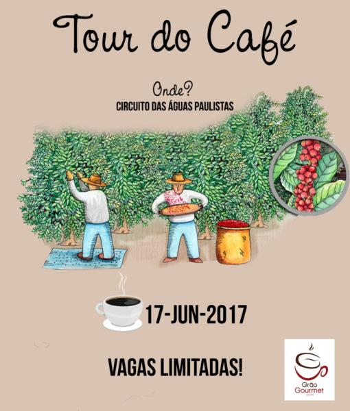Tour do café Grão Gourmet