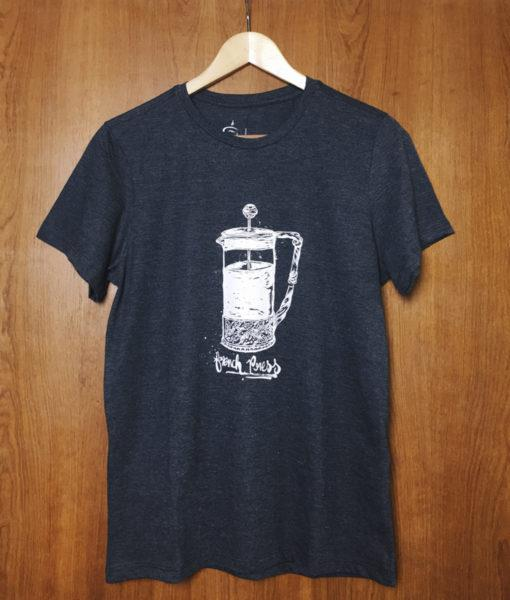Camiseta French Press frente