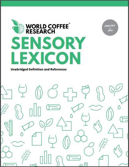 Capa do Sensory Lexicon