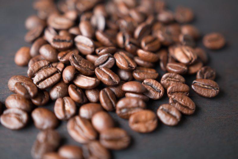 Imagem café em grãos